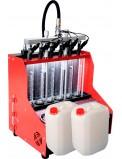 LR-602 - установка для очистки форсунок с жидкостями