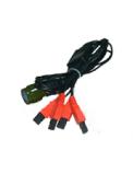 Кабель подключения форсунок для CNC-801