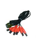 Кабель подключения форсунок для CNC-601/602